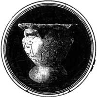 Owlhead Vase from Paul Schleimann's 1912 article, How I Found the Lost Atlantis, The Source of All Civilization